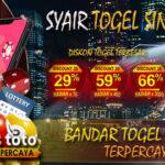 Syair Togel Singapura Senin 20 Juli 2020